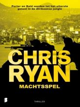 Chris  Ryan Machtsspel
