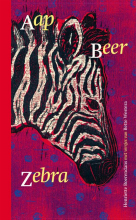 Bette  Westera Aap Beer Zebra