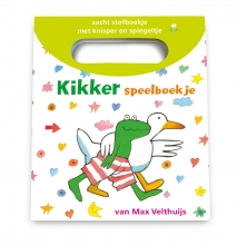 Max Velthuijs , Kikker speelboekje