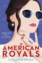 Katharine Mcgee , American Royals