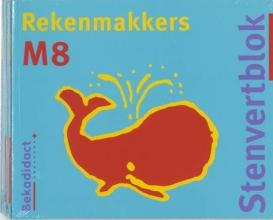 N. van Beusekom , Stenfertblok rekenmakkers M8
