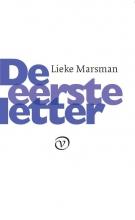Lieke  Marsman De eerste letter