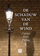 Carlos Ruiz  Zafon De schaduw van de wind - grote letter uitgave