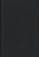 , Blanco boek A4 Zwart