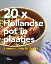 M.F.L.A Depla , 20X Hollandse pot in plaatjes