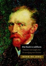 Henk de Jong Dat boek is subliem