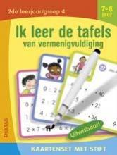 ZNU Ik leer de tafels van vermenigvuldiging 7-8 jaar 2e leerjaar/groep 4