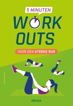Stefanie Flekstad , 5 minuten work-outs voor een sterke rug