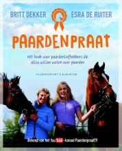 Britt  Dekker, Esra de Ruiter Paardenpraat