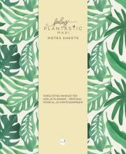 , Feeling Plantastic maxi Notes Sheets