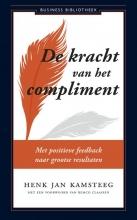 Henk Jan  Kamsteeg De kracht van complimenten