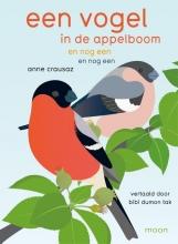 Anne  Crausaz Een vogel in de appelboom
