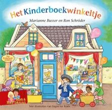 Marianne  Busser, Ron  Schröder Het Kinderboekwinkeltje