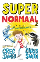 Greg  James, Chris  Smith Super Normaal en de superschurken