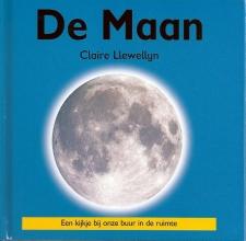 Claire  Llewellyn Mijn eerste boek over de maan