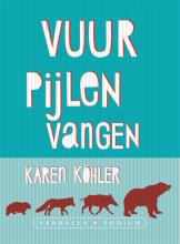 Karen  Köhler Vuurpijlen vangen
