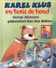 George  Johansson Karel Klus en Boris de hond