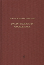 Albada, Rob van / Pigeaud, Th. Javaans-Nederlands woordenboek