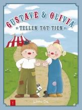 Linne  Bie Gustave en Olivia tellen tot tien