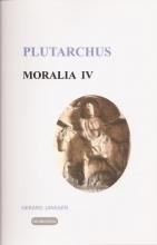 Plutarchus , Moralia IV Griekse en Romeinse gebruiken en uitspraken