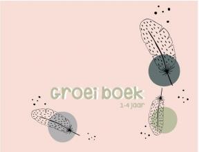 , Groeiboek 1-4 jaar