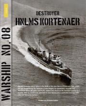 Rinder van Zinderen Bakker , Destroyer HNLMS Kortenaer