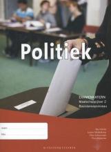 Bas  Schuijt, Janine  Middelkoop, Theo  Schuurman, Theo  Rijpkema Politiek Maatschappijleer 2 Basisberoepsniveau Examenkatern