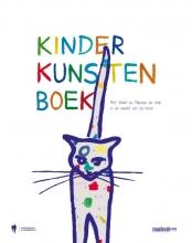 Stef Van Bellingen Kinderkunstenboek