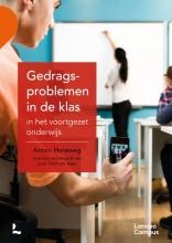 Anton Horeweg , Gedragsproblemen in de klas in het voortgezet onderwijs