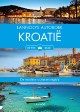 Lore Marr-Bieger , Lannoo`s Autoboek - Kroatië on the road