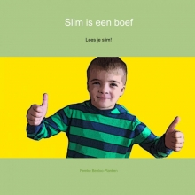 Femke  Beeloo-Planken Slim is een boef