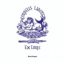 Bram Huijser , Cornelis Labots Ex Libris