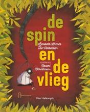 Tie Veldeman Liesbeth Kennes, De spin en de vlieg