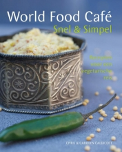 Chris  Caldicott, Carolyn  Caldicott World food cafe