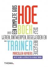 Marcolien Huijbers , HOE-boek voor de trainer