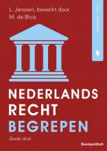 Matthijs de Blois , Nederlands recht begrepen