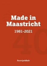 , Made in Maastricht 1981-2021