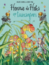 Valerie  Thomas Hennie de Heks op tuinsafari