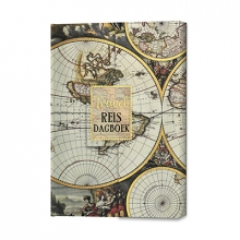 , Travelreisdagboek - Wereldbol