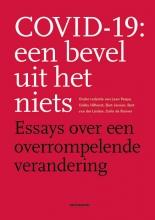 Bart van der Linden Leen Paape  Cokky Hilhorst  Bart Jansen, Covid-19: een bevel uit het niets