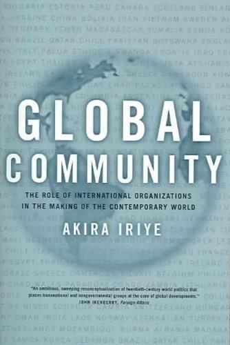 Akira Iriye,Global Community
