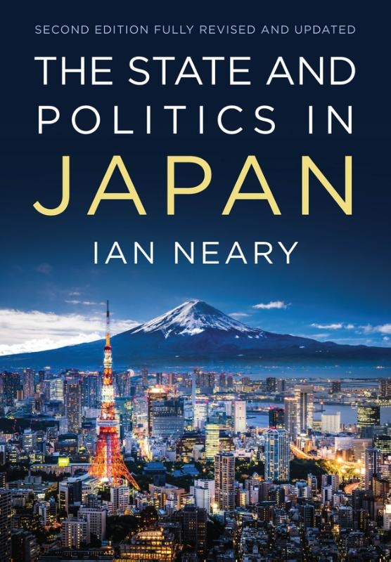 Ian Neary,The State and Politics In Japan
