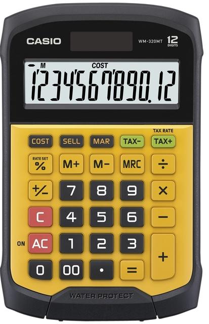 ,Rekenmachine Casio WM-320MT