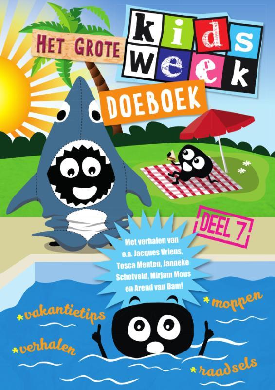 ,Het grote Kidsweek doeboek