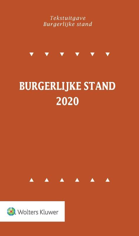 ,Burgerlijke stand 2020