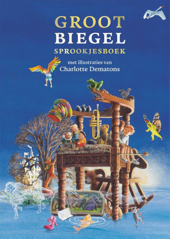 Paul Biegel,Groot Biegel sprookjesboek
