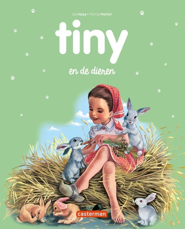 Gilbert Delahaye, Marcel Marlier,Tiny en de dieren