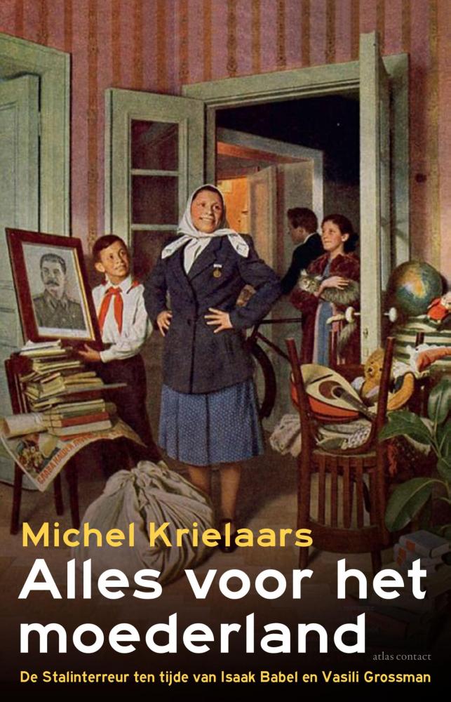 Michel Krielaars,Alles voor het moederland