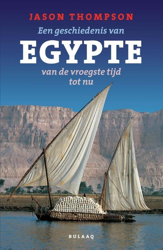Jason Thompson,Een geschiedenis van Egypte