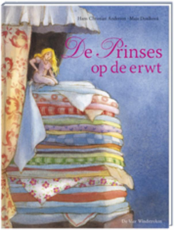 H.C. Andersen,De prinses op de erwt